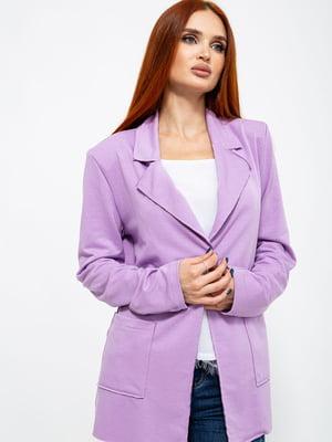 Кардиган фиолетовый   5604142