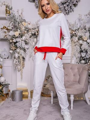 Костюм: свитшот и брюки | 5604149