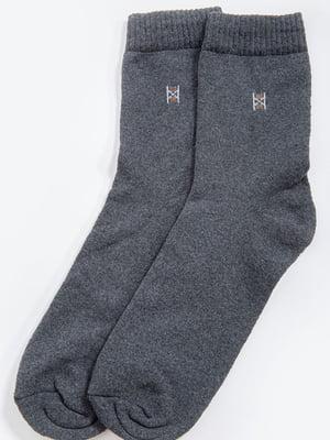 Носки серые | 5604204