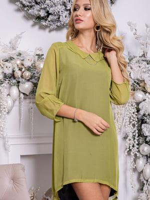 Платье цвета хаки | 5604207