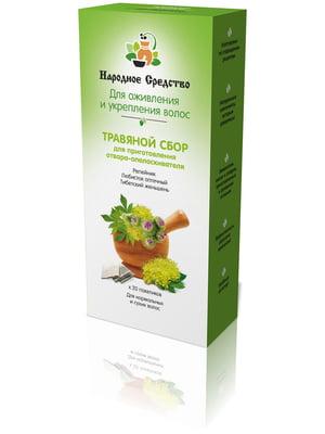 Сбор травяной для оживления и укрепления нормального и сухих волос | 5592043