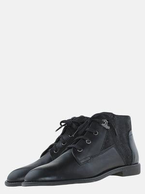 Ботинки черные | 5604994