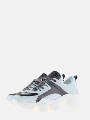 Кросівки сірі   5605020