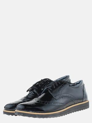 Туфли черные   5605053