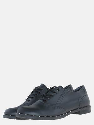 Туфли черные   5605055
