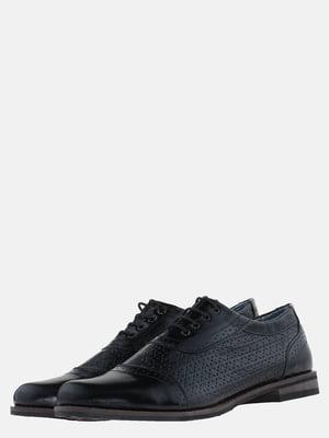 Туфли черные   5605059