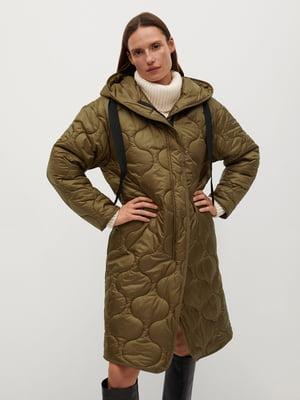 Куртка золотистого кольору | 5604368