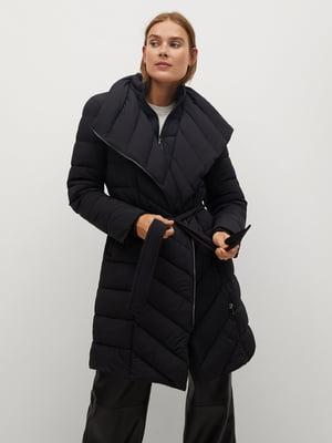 Куртка чорна | 5604399