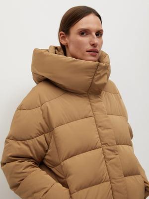 Куртка коричнева | 5604433
