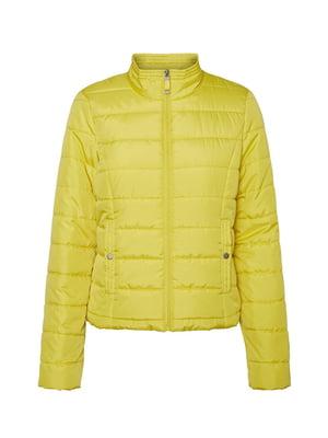 Куртка желтая | 5562413