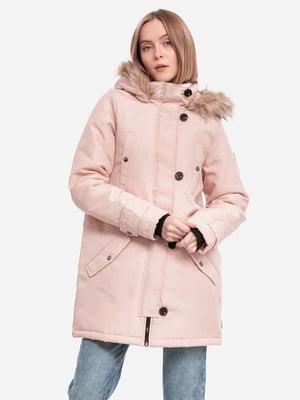 Куртка розовая | 5569840