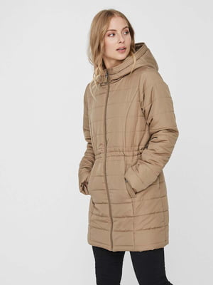Куртка бежевая | 5569848