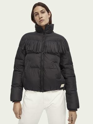 Куртка черная   5604678