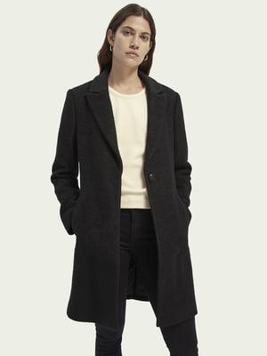 Пальто черное | 5604680