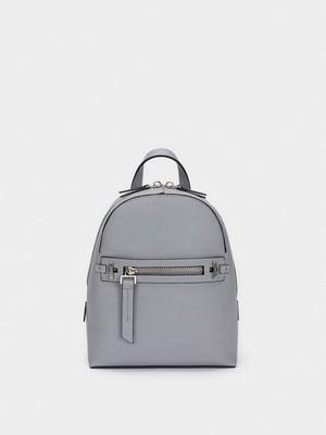 Рюкзак сірий | 5604874