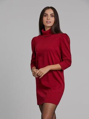 Сукня бордова | 5604544
