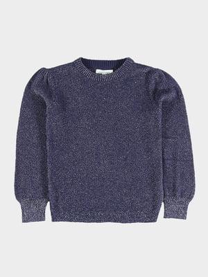 Джемпер синий | 5604576