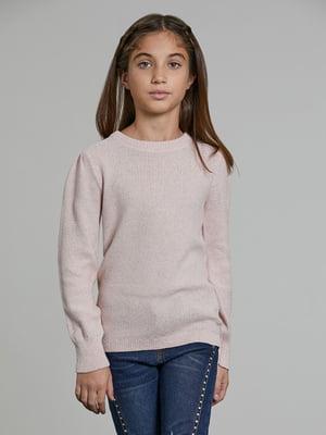 Джемпер розовый | 5604577