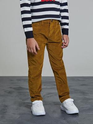 Штани, гірчичного кольору   5604606