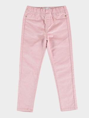 Штани рожеві | 5604615