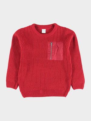 Джемпер червоний | 5604626