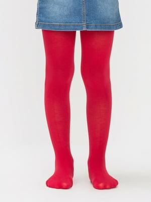 Колготки червоні  | 5606108