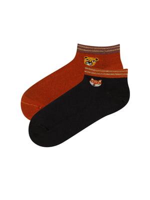 Комплект шкарпеток (2 пари) | 5606123
