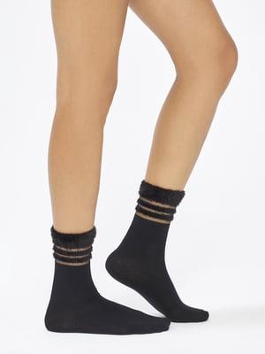 Шкарпетки чорні | 5606135