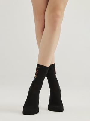Носки темно-коричневые | 5606136
