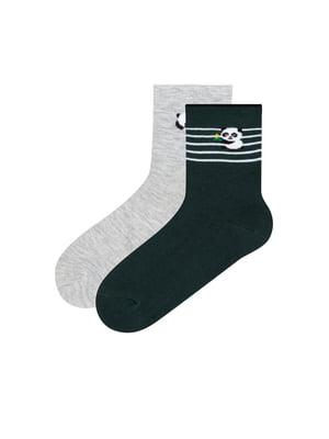 Комплект шкарпеток (2 пари) | 5606142