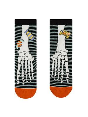 Носки комбинированного цвета | 5606149
