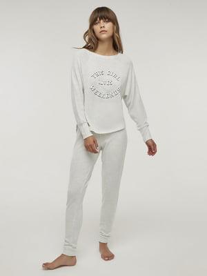 Пижама: свитшот и брюки | 5606280