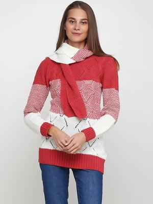 Комплект: туника и шарф | 5606998