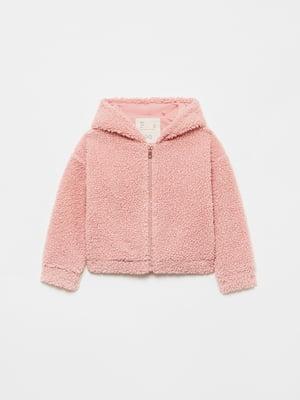 Кофта розовая | 5595321