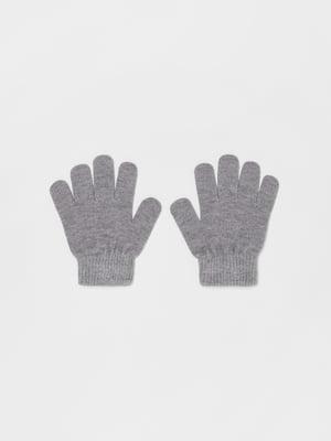 Перчатки серые | 5595393