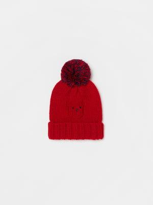 Шапка красного цвета | 5605303