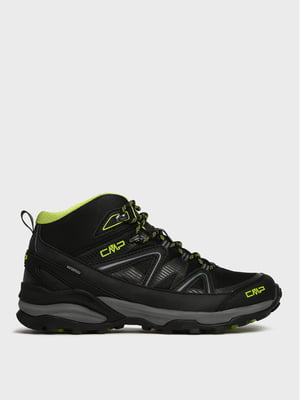 Кросівки високі чорні SHEDIR MID HIKING SHOES WP 39Q4867-U901   5554311