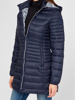Куртка темно-синяя | 5606413