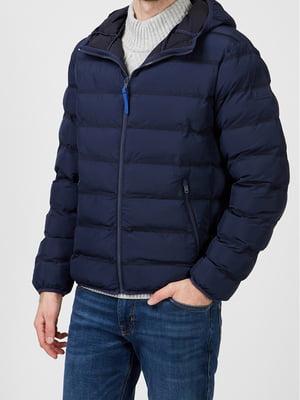 Куртка темно-синяя | 5606421
