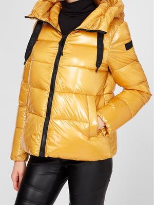 Куртка горчичного цвета | 5606426