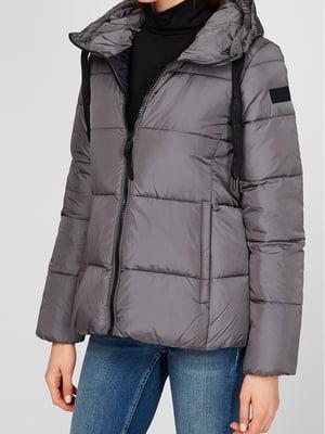 Куртка кольору бузку | 5606429