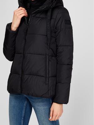 Куртка чорна | 5606430
