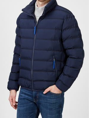 Куртка темно-синяя | 5606443