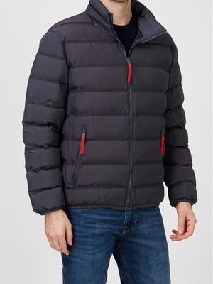 Куртка антрацитового цвета | 5606444