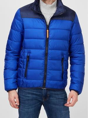 Куртка синяя | 5606445