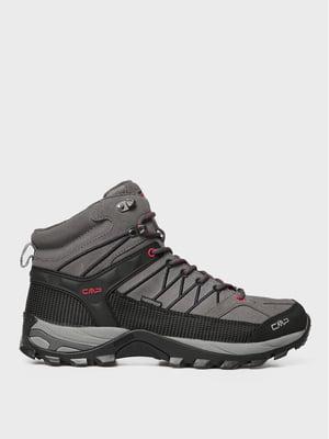 Ботинки антрацитового цвета | 5606451