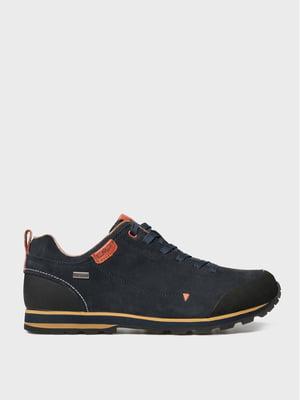 Кроссовки темно-синие ELETTRA LOW HIKING SHOE WP 38Q4617-N950 | 5606453