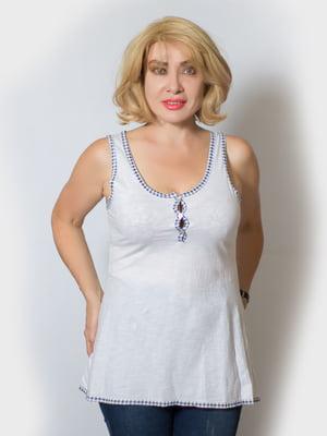 Майка белая | 5607137