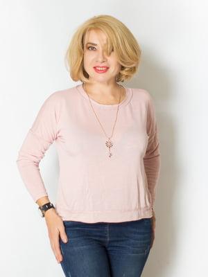 Блуза пудрового цвета | 5607179