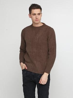 Джемпер коричневий | 5607413